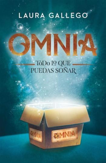 Omnia, todo lo que puedas soñar, de Laura Gallego