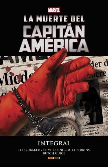 La muerte del Capitán América, de Ed Brubaker
