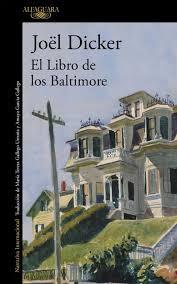 El libro de los Baltimore, de Joël Dicker