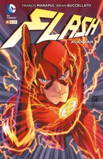 Flash Avanzar, de Francis Manapul y Brian Buccellato