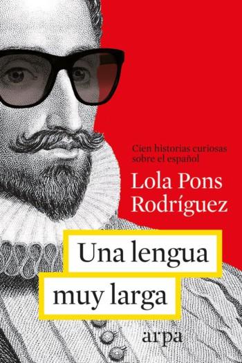 Una lengua muy larga,de Lola Pons Rodríguez