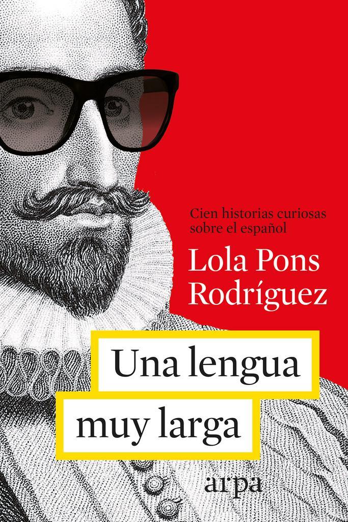 Una lengua muy larga