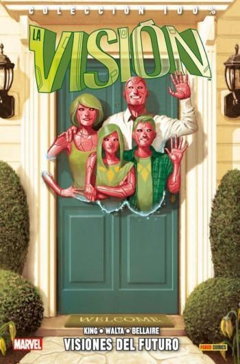 La Visión 1. Visiones del futuro, de Tom King y Gabriel Hernández Walta