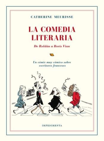 La comedia literaria, de Catherine Meurisse