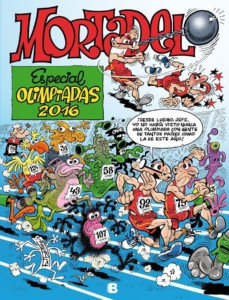 Mortadelo Especial Olimpiadas