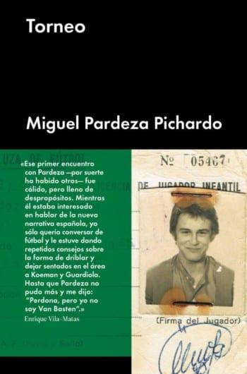 Torneo, de Miguel Pardeza Pichardo