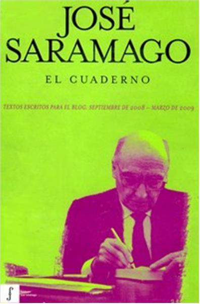 El cuaderno, de José Saramago