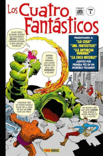 Los 4 fantásticos: Génesis, de Stan Lee