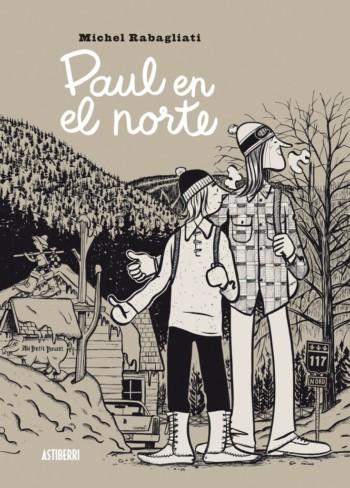 Paul en el norte, de Michel Rabagliati