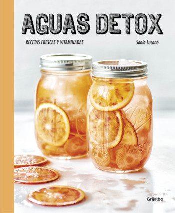 Aguas detox, de Sonia Lucano
