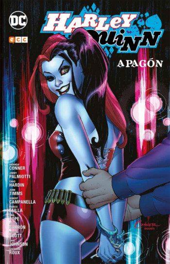 Harley Quinn 2. Apagón, de Amanda Conner y Jimmy Palmiotti