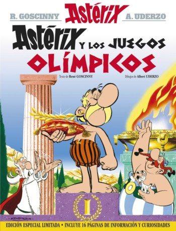 Astérix y los Juegos Olímpicos, de René Goscinny y Albert Uderzo