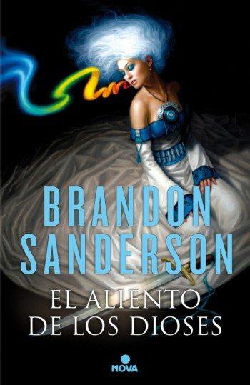 El aliento de los dioses, de Brandon Sanderson