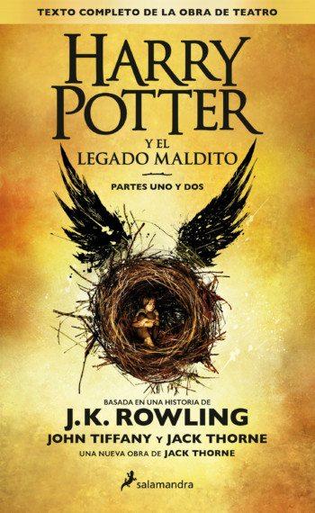 Harry Potter y el legado maldito, de J. K. Rowling, Jack Thorne y John Tiffany