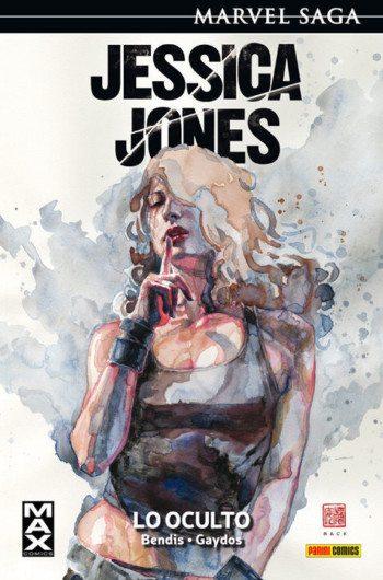 Jessica Jones 3. Lo oculto, de Brian Michael Bendis