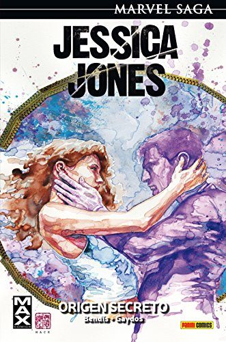 Jessica Jones 4. Origen secreto, de Brian Michael Bendis