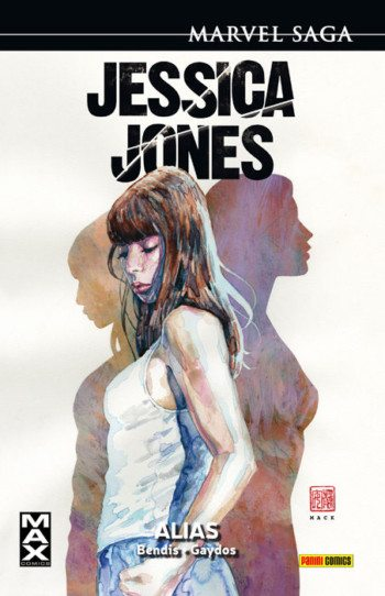Jessica Jones. Alias, de Brian Michael Bendis