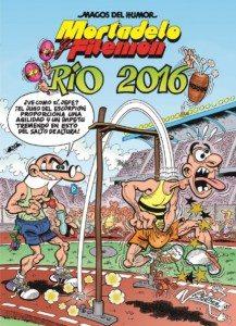 mortadelo y filemon rio 2016