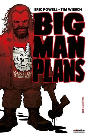 Big man plans, de Eric Powell y Tim Wiesch
