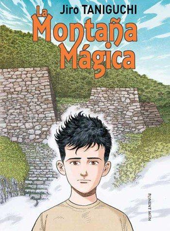 La montaña mágica, de Jiro Taniguchi