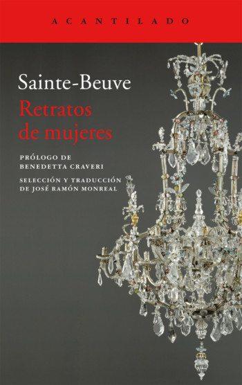Retratos de mujeres, de Sainte-Beuve