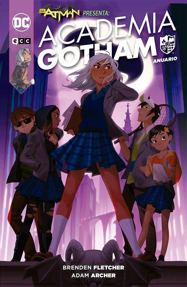Academia Gotham. Anuario