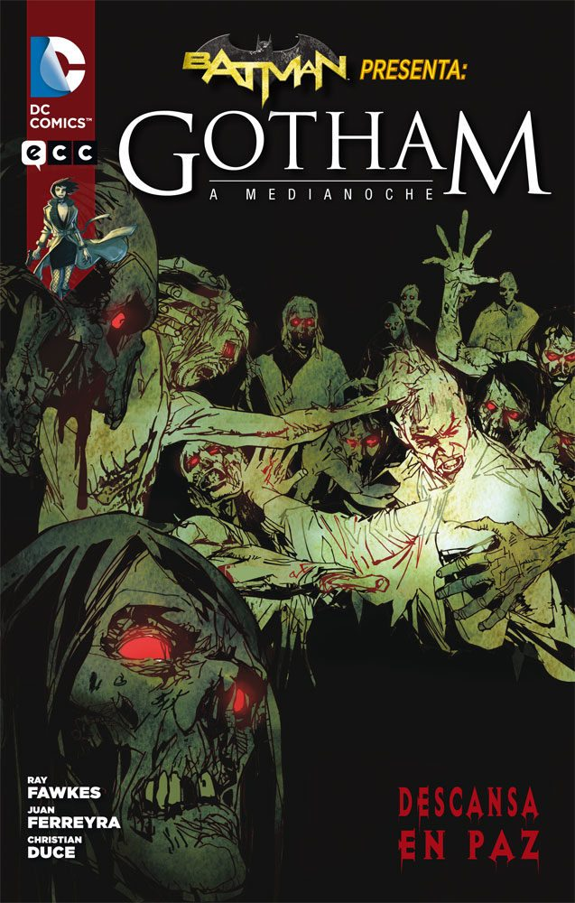 Gotham a medianoche 2. Descansa en paz