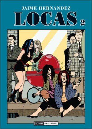 Locas 2, de Jaime Hernández