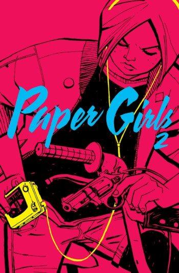 Paper Girls 2, de Brian K. Vaughan y Cliff Chiang