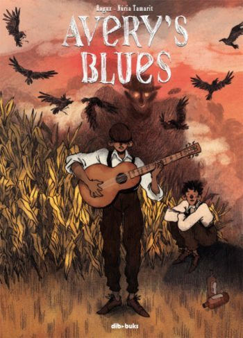 Avery's blues, de Angux y Núria Tamarit