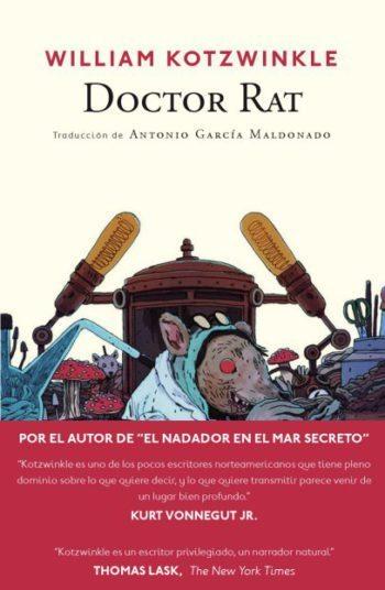 Doctor Rat, de William Kotzwinkle