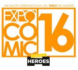 Calentando motores para Expocomic 2016