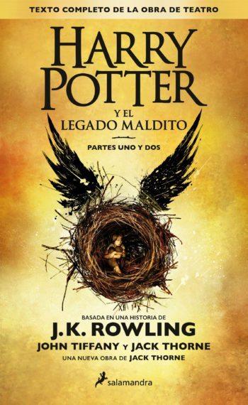 Harry Potter y el legado maldito, de J. K. Rowling, John Tiffany y Jack Thorne