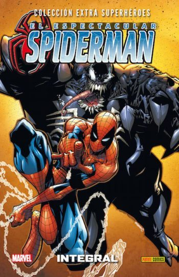 El espectacular Spiderman, de Paul Jenkins