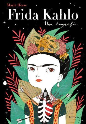 Frida Kahlo, una biografía, de María Hesse