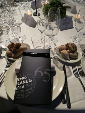 Diario de un bloguero en el Premio Planeta (IV): Un sueño cumplido