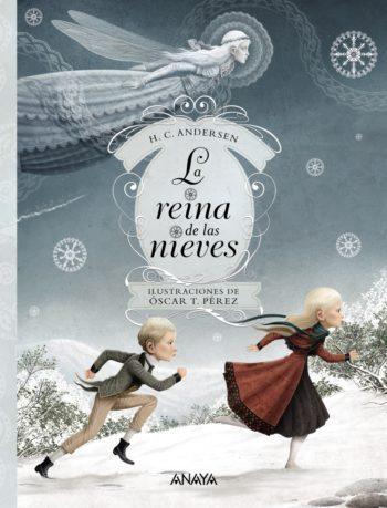La reina de las nieves, de Hans Christian Andersen