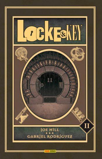 Locke and Key Omnibus 2, de Joe Hill y Gabriel Rodriguez