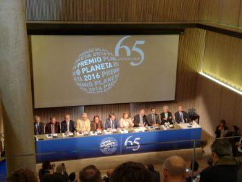 Diario de un bloguero en el Premio Planeta (II): Primeras impresiones