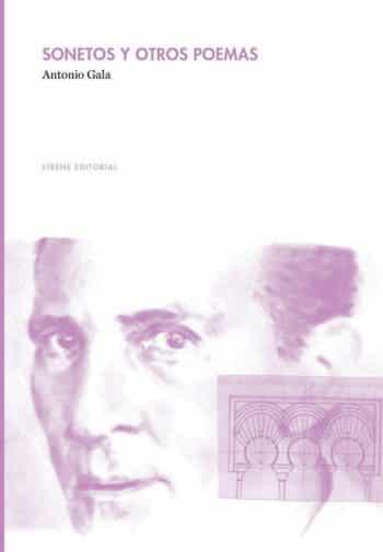 Sonetos y otros poemas, de Antonio Gala