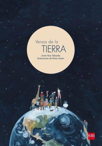 Versos de la Tierra, de Javier Ruiz Taboada