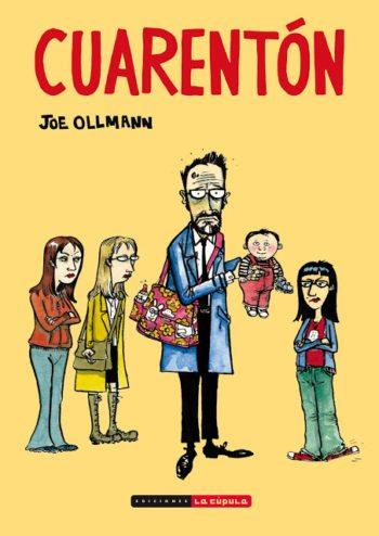 Cuarentón, de Joe Ollmann