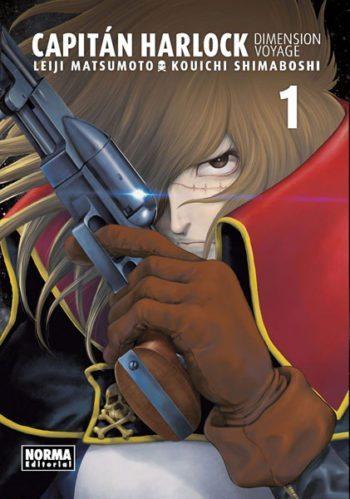Capitán Harlock Dimension Voyage 1, de Leiji Matsumoto y Kouichi Shimaboshi