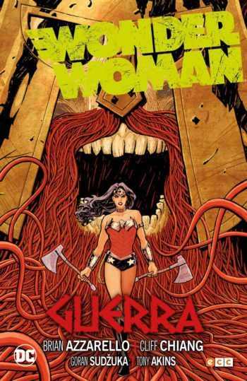 Wonder Woman: Guerra, de Azzarello