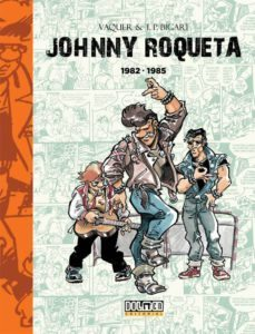 johnny roqueta: 1982-1985