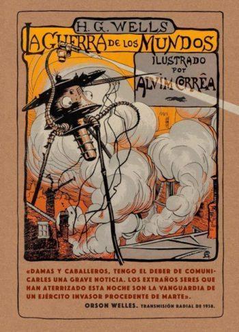 La guerra de los mundos (II), de H.G. Wells