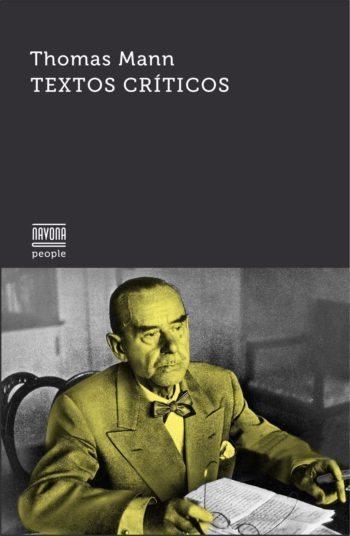 Textos críticos, de Thomas Mann