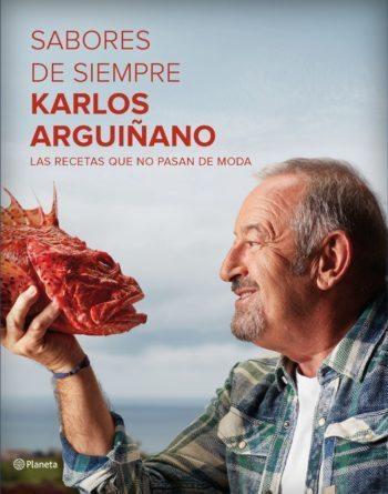 Sabores de siempre, de Karlos Arguiñano