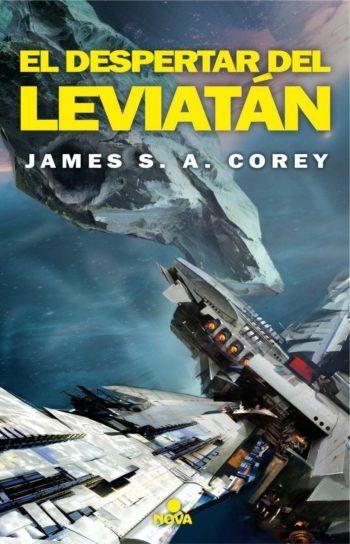 El despertar del Leviatán, de James S. A. Corey