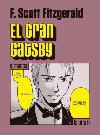 El gran Gatsby, El manga, de F.Scott Fitzgerald
